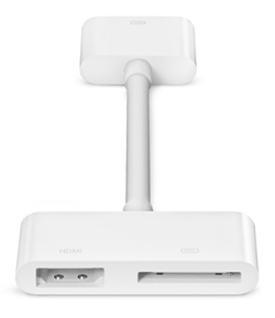 Адаптер Apple Digital AV HDMI MC953