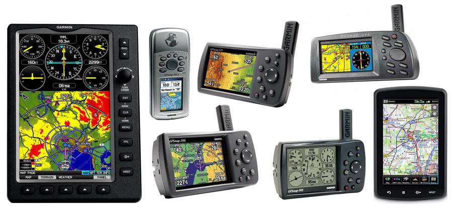Как узнать серийный номер авиационного GPS-навигатора Garmin