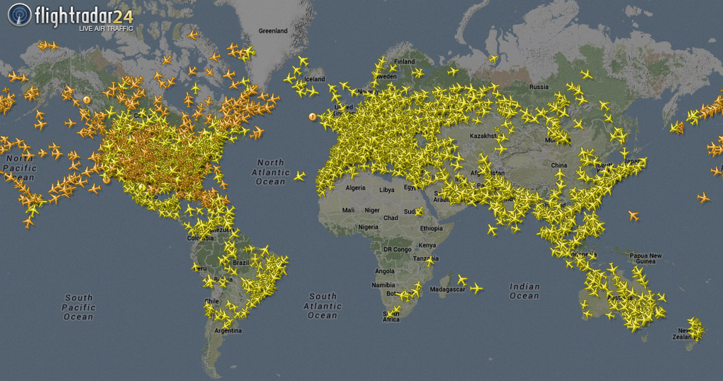 how works flightradar24 3