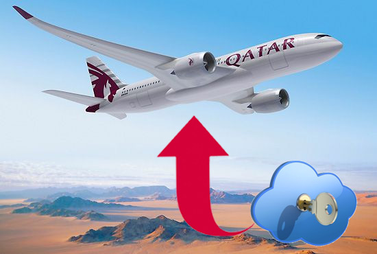 Программа Qloud для пилотов Qatar Airways