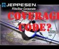 Код зоны покрытия для Jepp View, eLink и Flite Deck