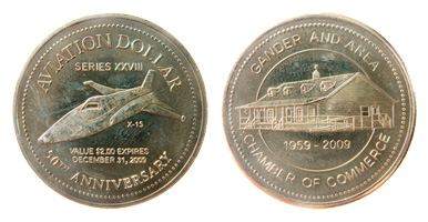 Canadian aviation dollar